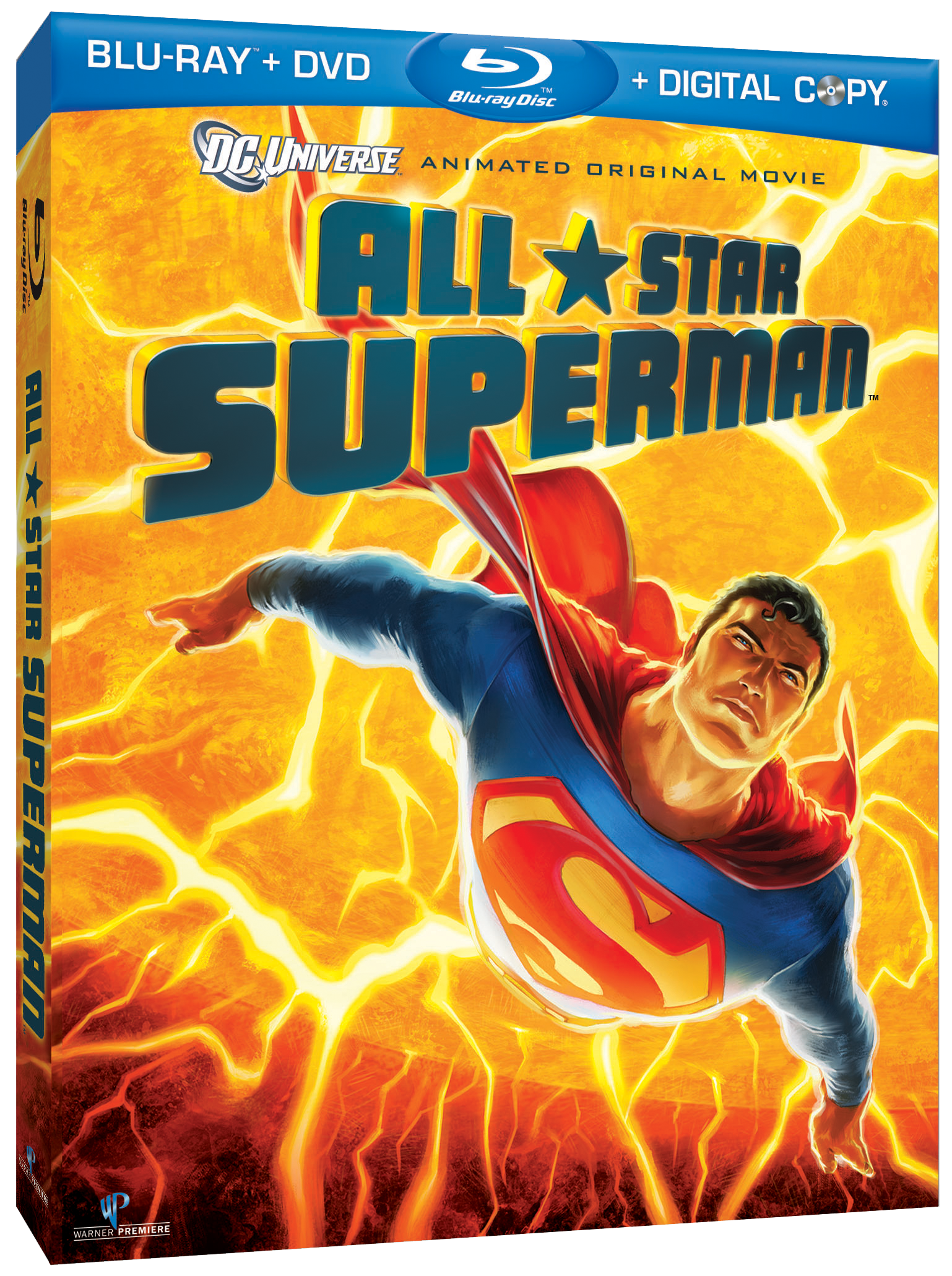all star superman dvd cover art1 All Star Superman DVD (Review)