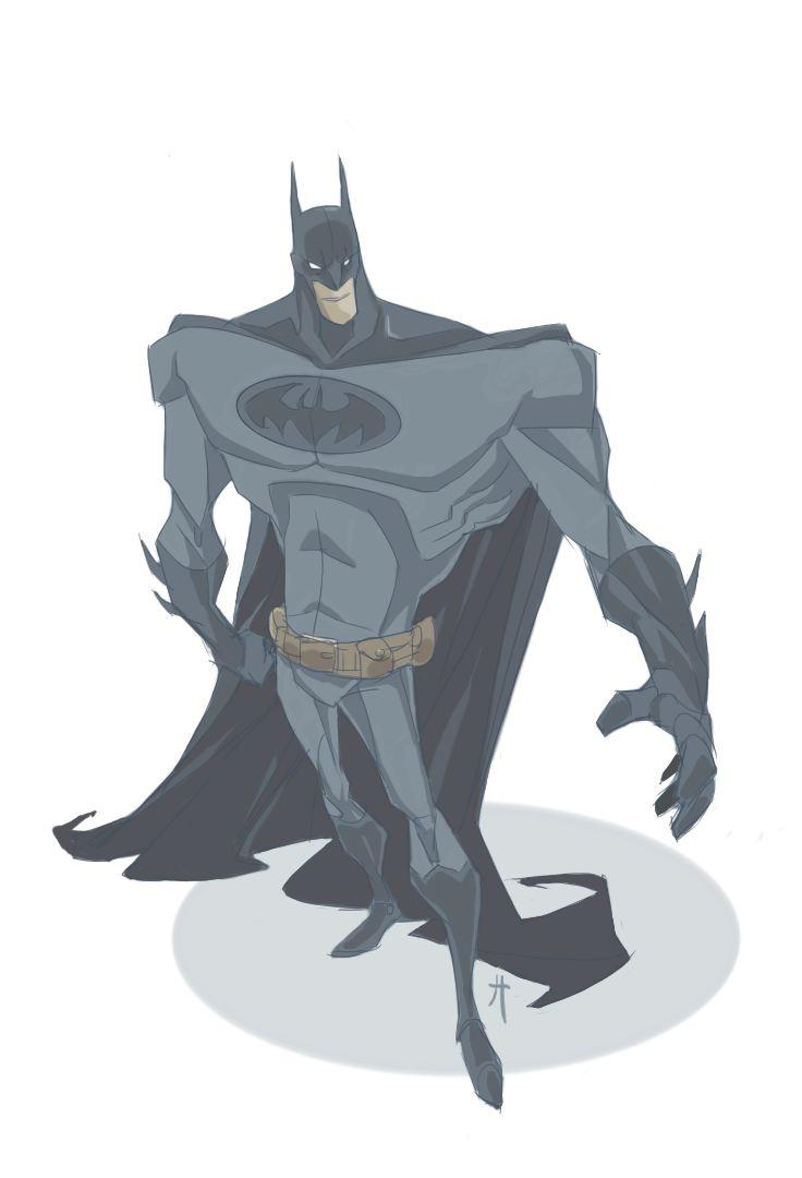 John Timms Batman