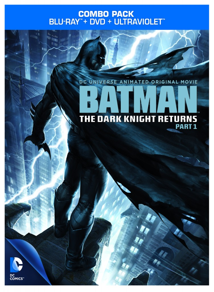 The Dark Knight Returns Part 1 Box Art