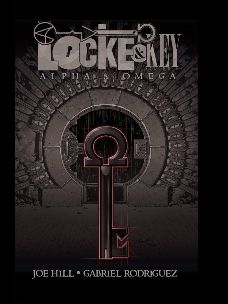 Locke and Key Vol. 6 Cover